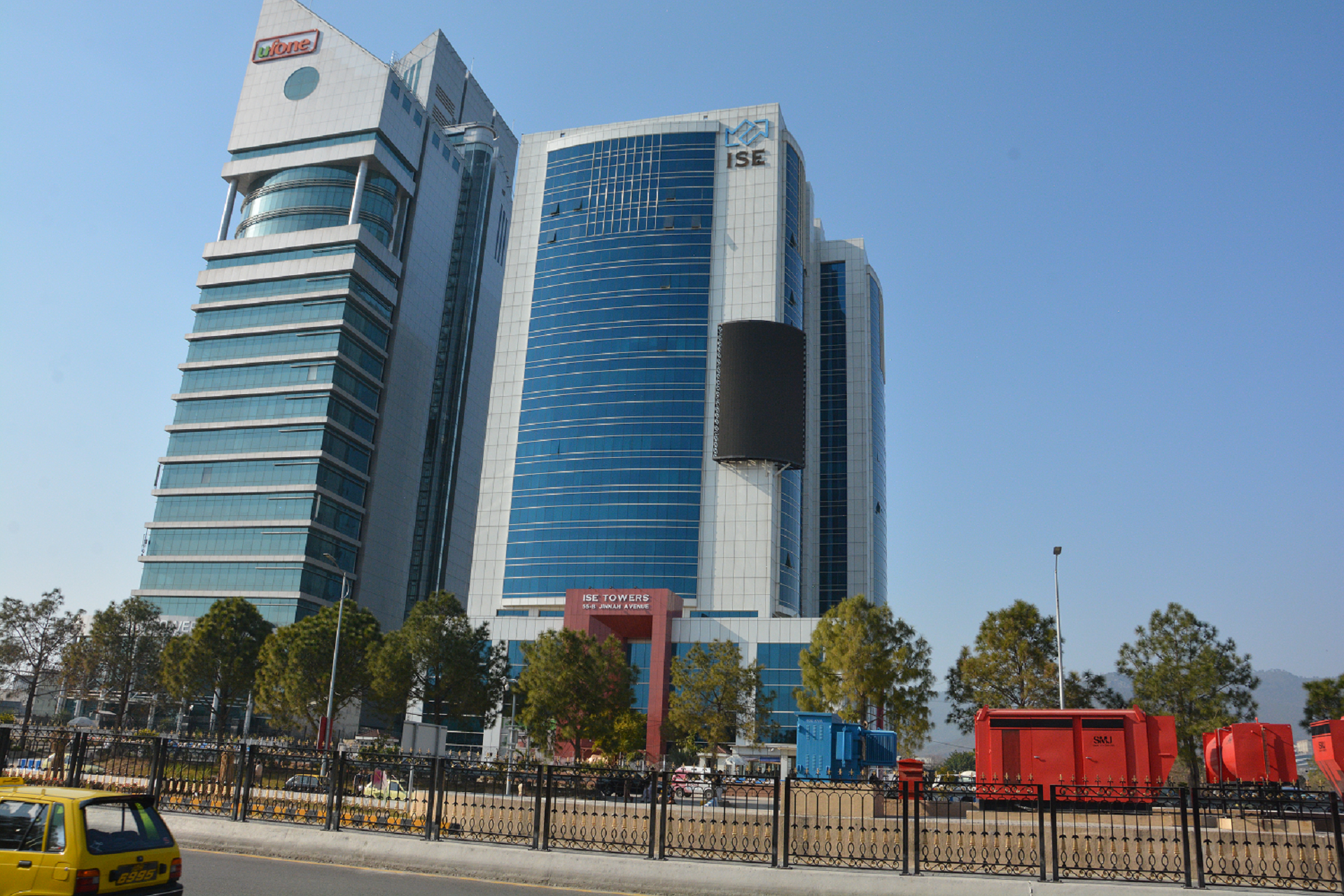 ISE TOWERS REIT MANAGEMENT COMPANY